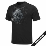 Raiders Bleeding Helmet II Tee
