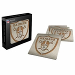 Raiders Boasters Coasters