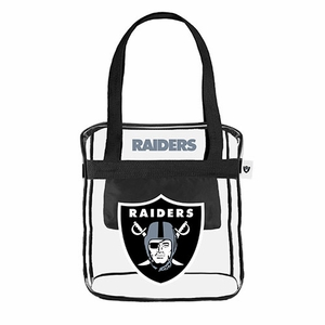 Raiders Clear Ultimate Carry All - Click to enlarge