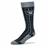 Raiders D-Plaid Sock