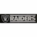 Raiders Eight Foot Banner