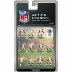 Raiders Electric Away Jersey Action Figures