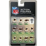 Raiders Electric Home Jersey Action Figures