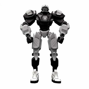 Raiders Fox 10 Inch Robot - Click to enlarge