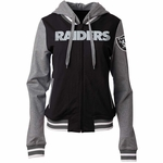 Raiders French Terry Hood