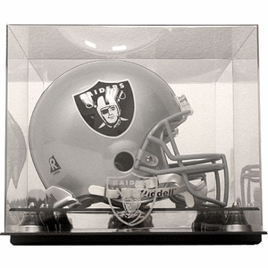 Raiders Full Size Helmet Display Case - Click to enlarge