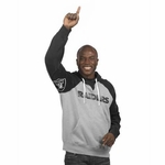 Raiders Hands High� Pullover Fleece