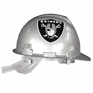 Raiders Hard Hat - Click to enlarge