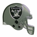 Raiders Helmet Lapel Pin