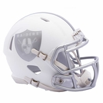 Raiders Ice Speed Mini Helmet