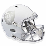 Raiders Ice Speed Replica Helmet