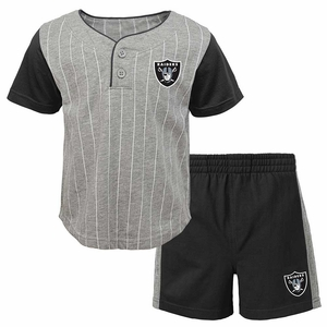 Raiders Infant Short Set - Click to enlarge