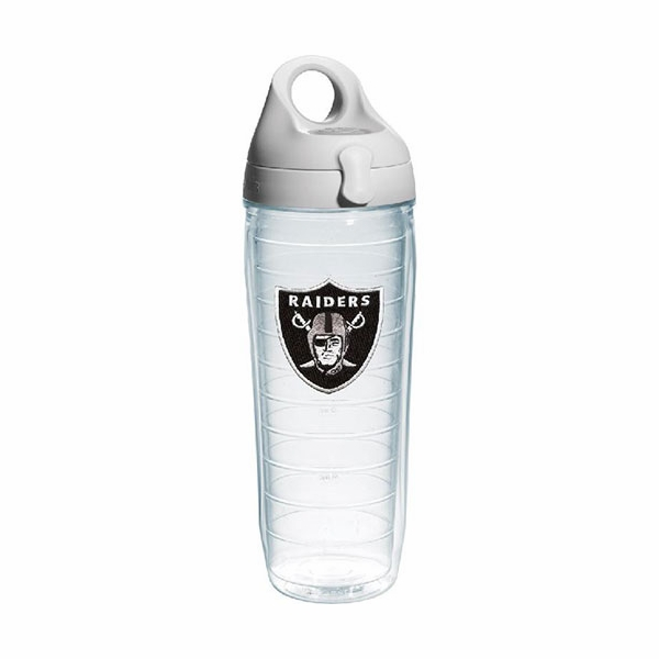 Raiders Logo 24oz Tervis Water Bottle