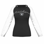 Raiders Majestic Coin Toss IV Long Sleeve
