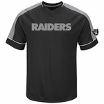 Raiders Majestic Dominant Campaign Tee