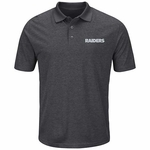 Raiders Majestic Endless Flow Polo
