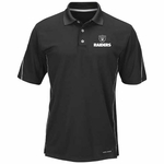 Raiders Majestic Field Classic Polo