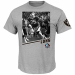Raiders Majestic Howie Long Pictorial Tee