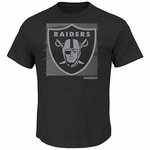 Raiders Majestic Right Direction Tee