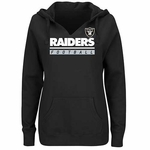 Raiders Majestic Women's Self Determination Hood