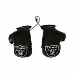 Raiders Mini Boxing Gloves