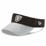 Raiders New Era 2016 Official Sideline Visor