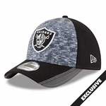 Raiders New Era 39Thirty Team Vigor Cap