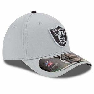 Raiders New Era 39Thirty Thanksgiving Youth Coach Cap - Click to enlarge