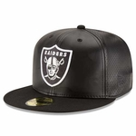 Raiders New Era 59Fifty Perfly Stated Cap