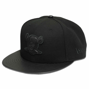 Raiders New Era 59Fifty Pirate Tech Cap - Click to enlarge