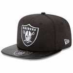 Oakland Raiders New Era 9Fifty 2017 Youth On Stage Draft Cap