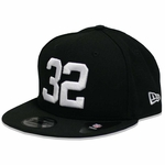 Raiders New Era 9Fifty Allen Jersey Number