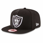 Raiders New Era 9Fifty Flag Front Redux Snap