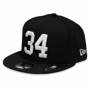 Raiders New Era 9Fifty Jackson Jersey Number - Click to enlarge