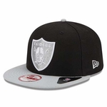 Raiders New Era 9Fifty Team Hasher Super Bowl Cap