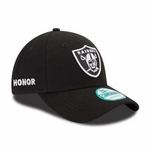 Raiders New Era 9Forty 2016 Foundation Honor Cap