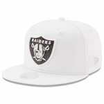 Raiders New Era 9Fifty Team Glisten Cap