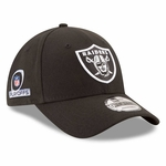 Raiders New Era League 2016 Playoff Patch 9Forty Cap