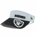 Raiders New Era Visor Dip