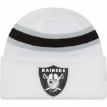 Raiders New Era Youth Color Rush Knit