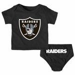 Raiders Newborn Mini Uniform Set