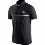 Raiders Nike 2016 Elite Black Polo
