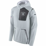 Raiders Nike Alpha Fly Rush II Jacket