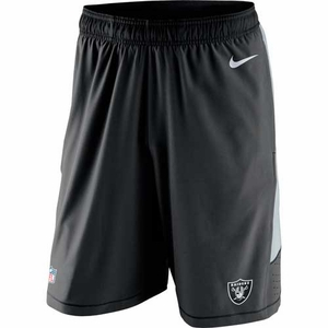 Raiders Nike Speed Vent Shorts - Click to enlarge