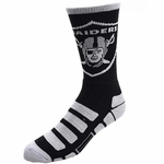 Raiders Patches Sock