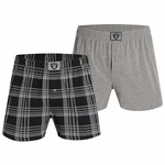 Raiders Playoff Boxer Two Pack