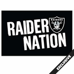 Raiders Raider Nation Rally Towel