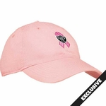 Raiders Reebok Pink Ribbon Logo Cap