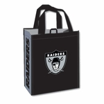 Raiders Reusable Retro Tote Bag