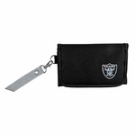 Raiders Ribbon Organizer Wallet